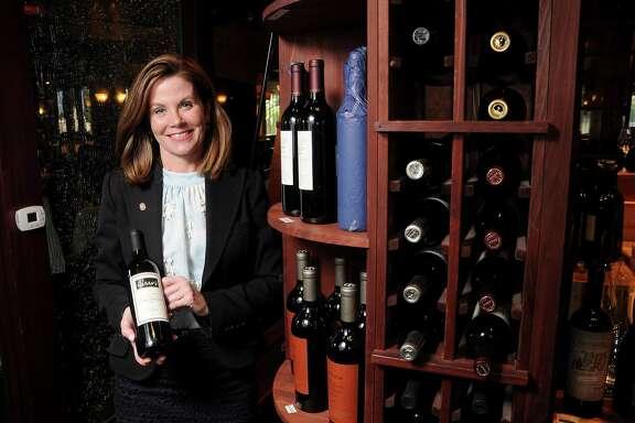 Susi Zivanovic touts the 2013 Perry's Private Label Reserve Cabernet Sauvignon.