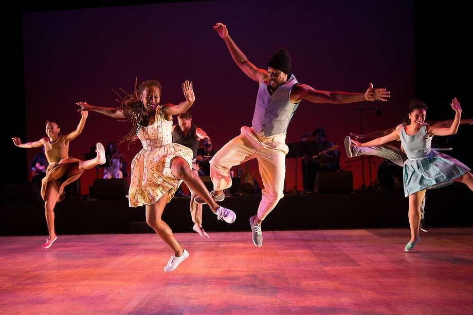 "Dorrance Dance's local debut will be ""The Blues Project."" Photo: Christopher Duggan"