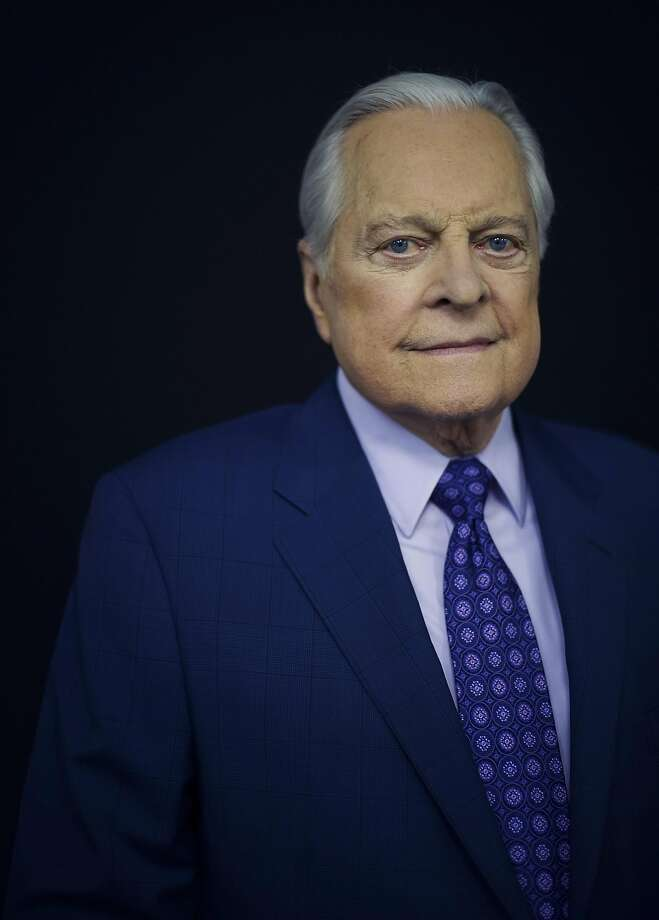 Robert Osborne was an actor, author and reporter before he became a host at TCM. Photo: DAMON WINTER, NYT