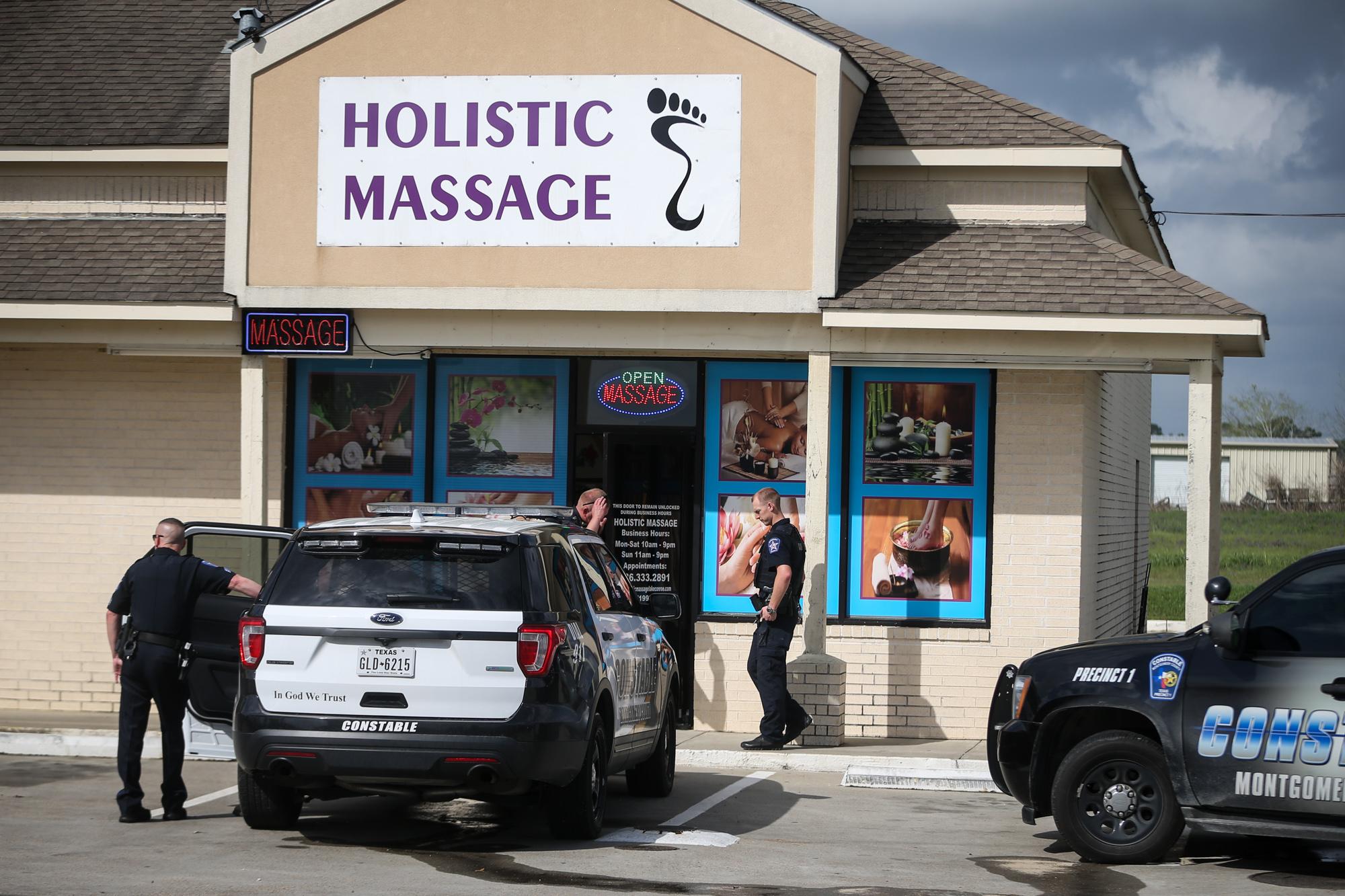Asian massage parlors houston