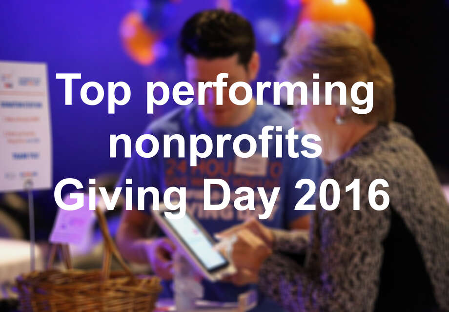 Click through the slideshow to see ten of the top performing nonprofits during Fairfield County's Giving Day 2016.  Photo: Sandro De Carvalho