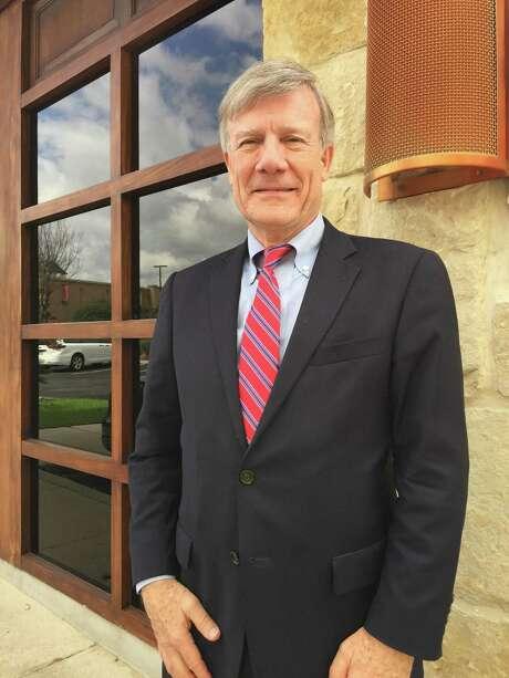 Chase Head Economist Jim Glassman says the Texas and U.S. economies continue to show improvement. Photo: David Hendricks