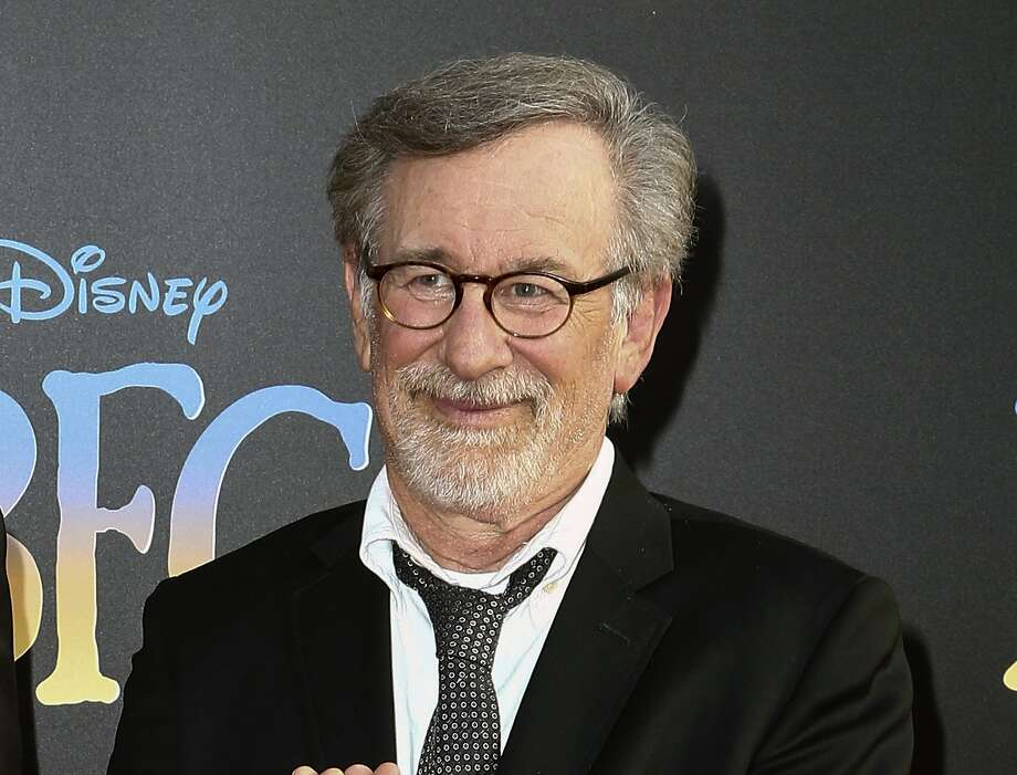 "Steven Spielberg: ""The Last of the Mohicans"" by James Fenimore Cooper The award-winning director and Saratoga High School alum picked the classic novel as his ""all-time favorite book,"" according to FavoBooks.  Photo: John Salangsang, Associated Press"