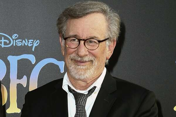 """FILE - In this June 21, 2016 file photo, Steven Spielberg attends the LA Premiere of """"The BFG"""" in Los Angeles. A studio rep on Monday said Spielberg has signed on to direct """"The Post,"""" a co-production from Fox and Amblin Entertainment. The film will focus on The Washington Post's 1971 publication of the classified Vietnam War study after a federal judge barred the New York Times from writing about it.  (Photo by John Salangsang/Invision/AP)"""