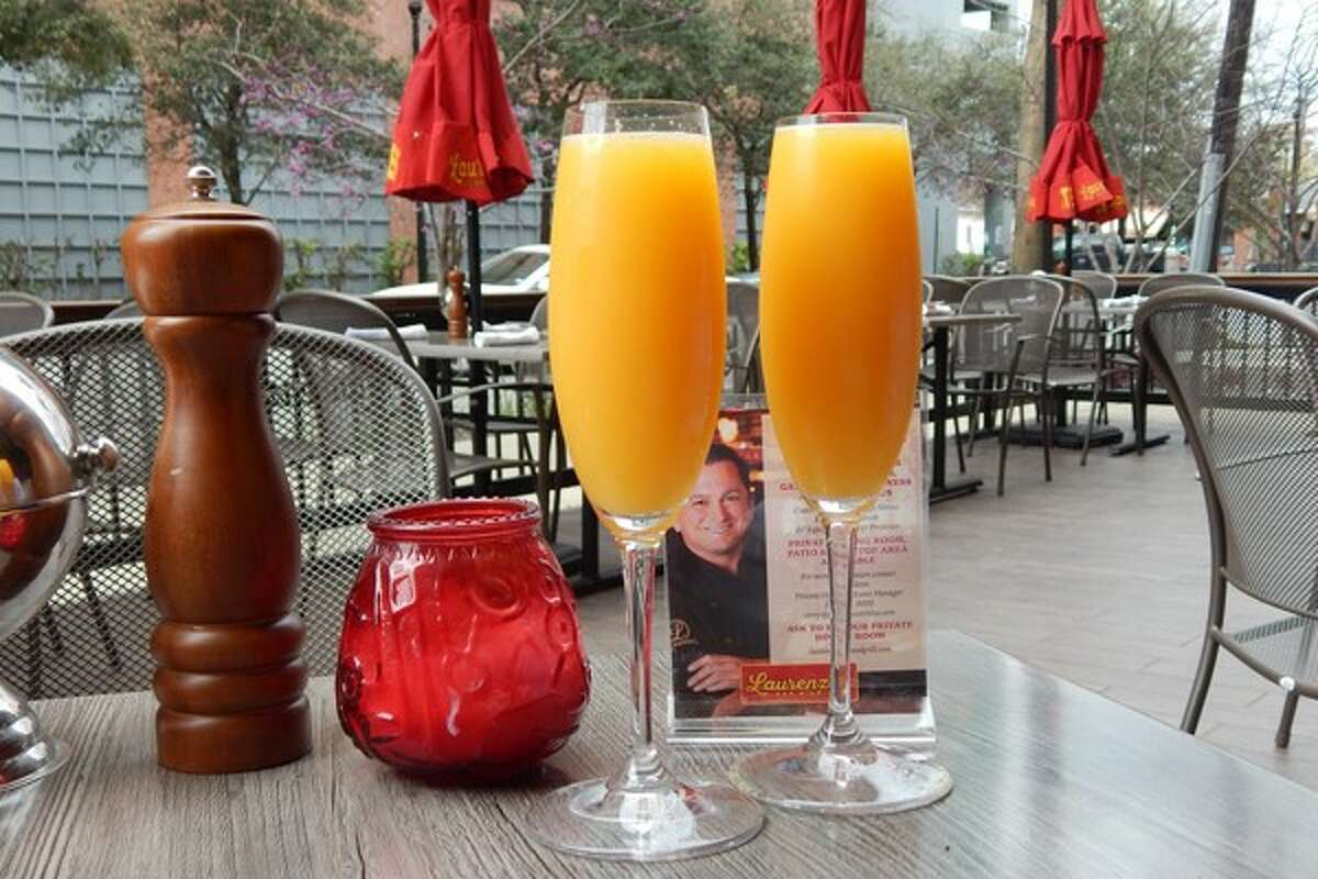 Laurenzo's Bar & Grill in Midtown is now serving weekend brunch on Saturday and Sunday from 11 a.m. to 3 p.m. with dishes such as Bananas Foster pancakes, chicken and waffles, barbecue shrimp and grits, Eggs Benedict, and omelets. Drink specials include $1 mimosas and $3 Bloody Marys.