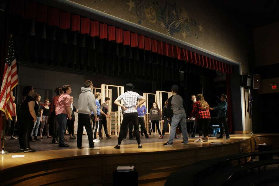 """""""Legally Blonde"""" at South Glens Falls High School Photo: Provided"""