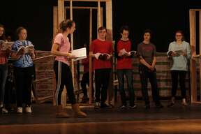 """Legally Blonde"" at South Glens Falls High School"