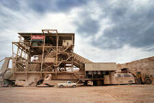Redland quarry. Rick Hunter/Staff