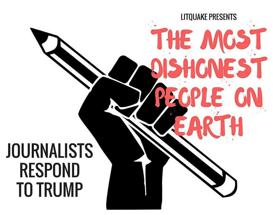 Bay Area journalists will discuss Donald Trump March 9. Photo: Litquake
