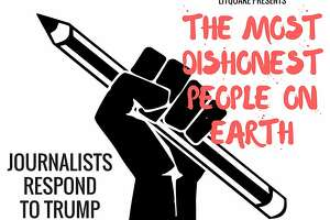 Bay Area journalists will discuss Donald Trump March 9.