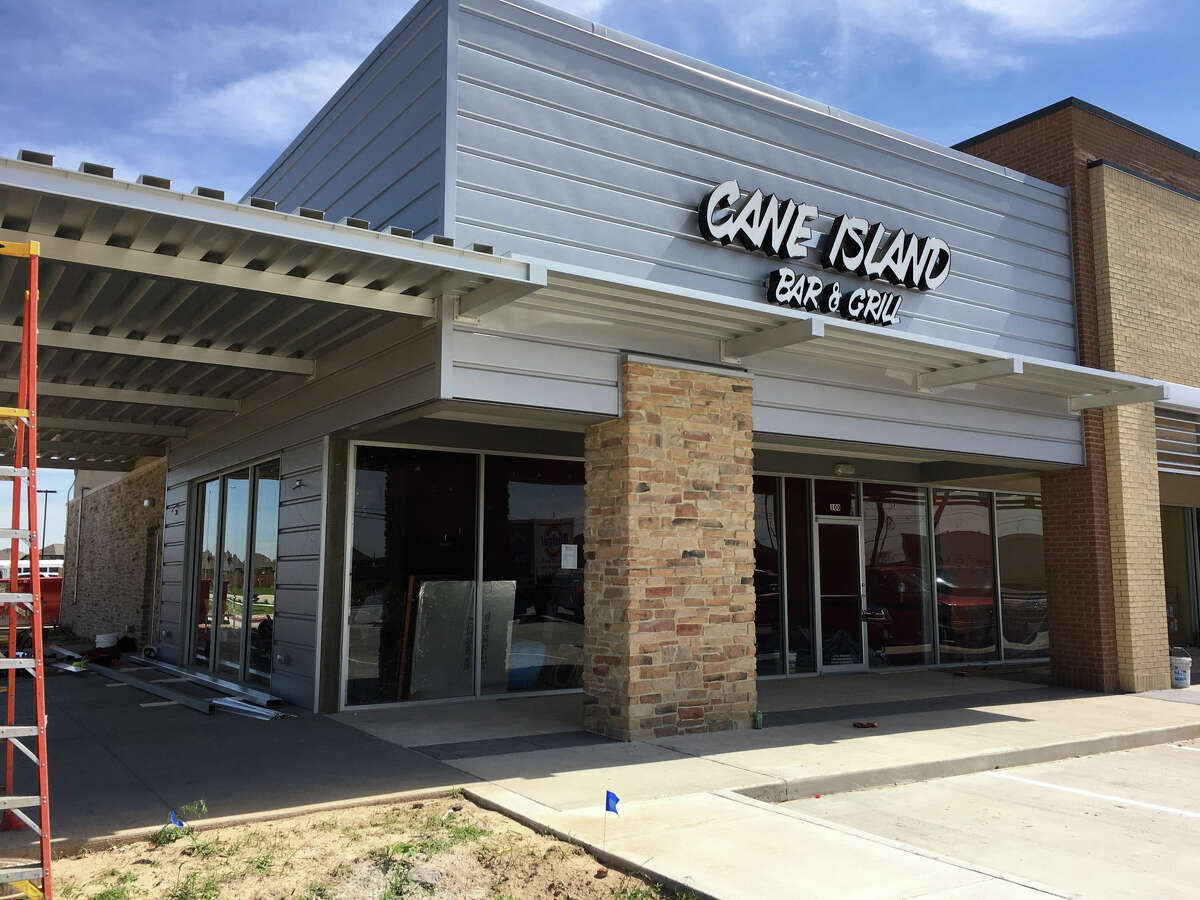 Cane Island Bar & Grill will occupy 2,100 square feet at The Shops at Pine Mill Ranch on FM 1463 at Pine Mill Ranch Drive in Katy.
