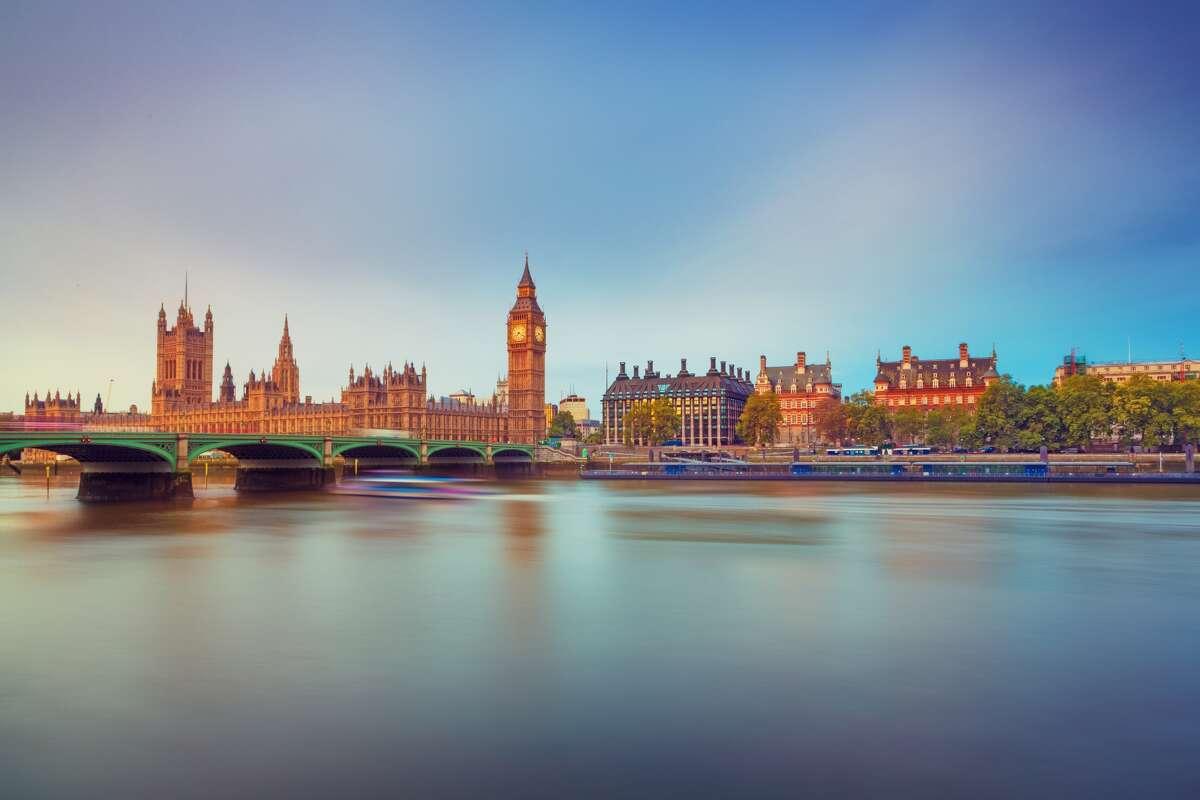 London, EnglandAttractions: Big Ben, London Eye, Buckingham PalaceSource: KayakPeter Zelei Images/Getty Images
