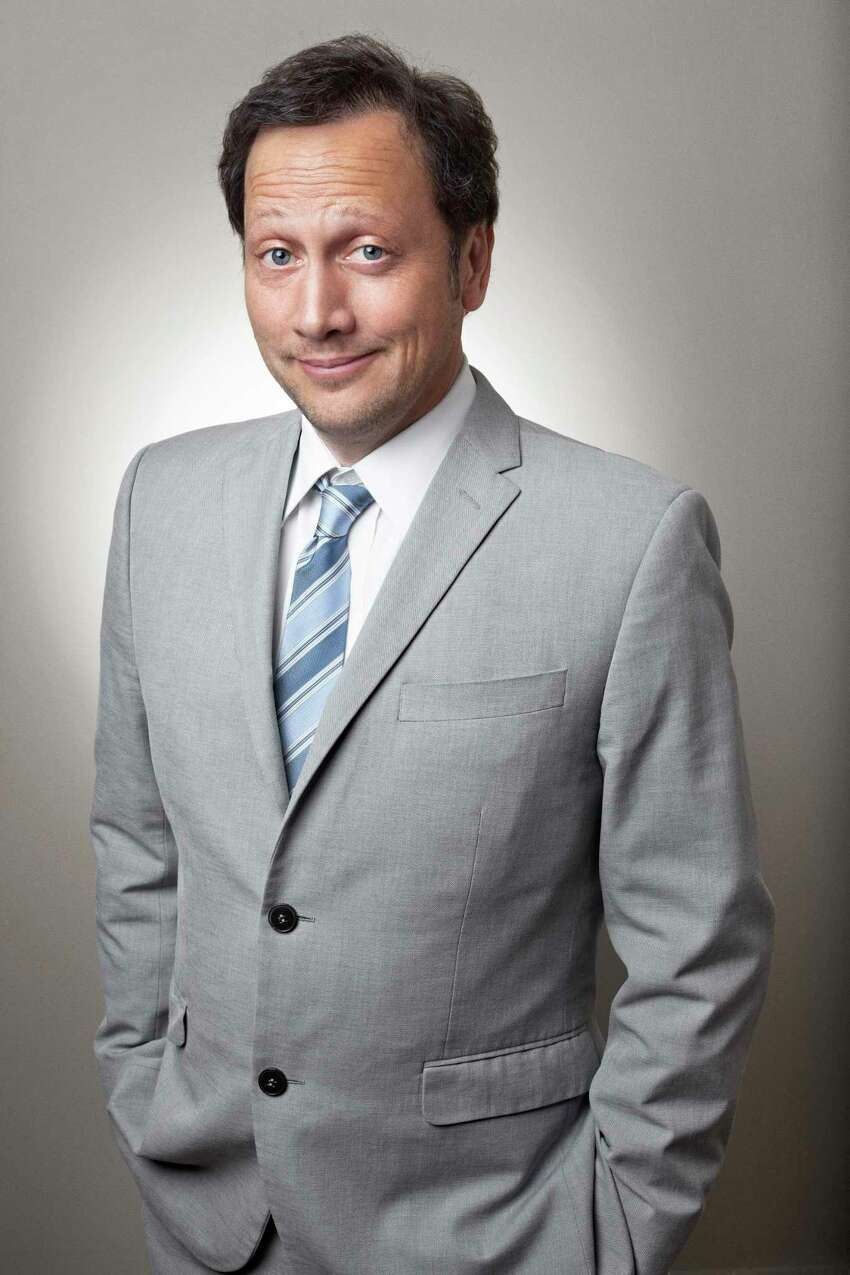 Rob Schneider performs live stand-up comedy at the Ridgefield Playhouse on Friday. Find out more.