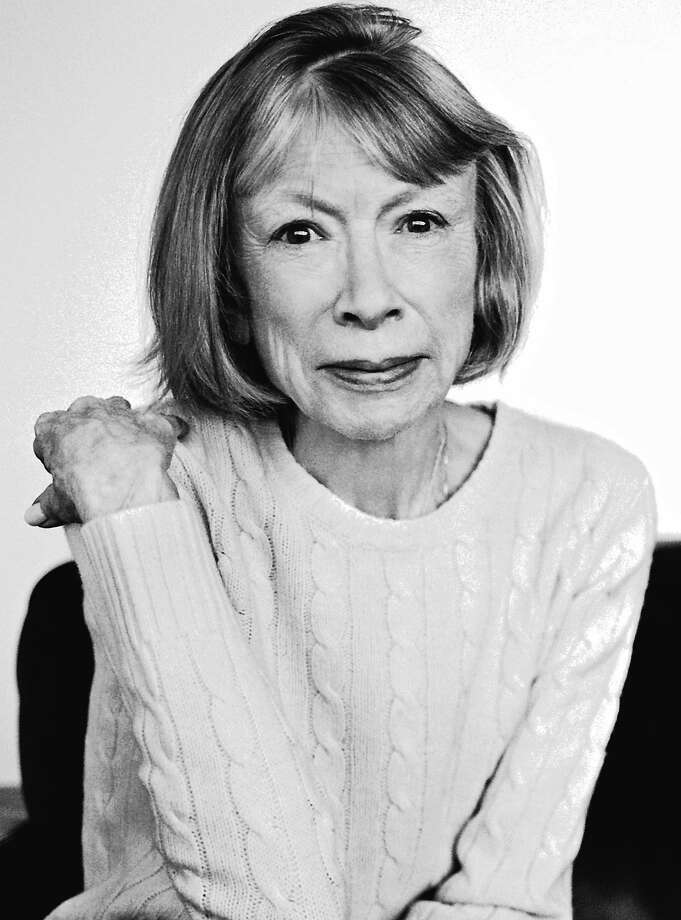 Joan Didion Photo: Contributed Photo/Brigitte Lacom