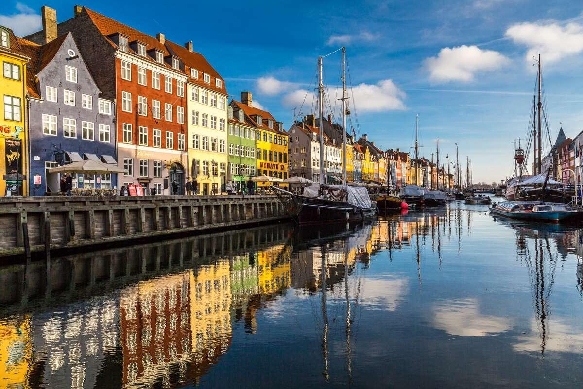 9. Copenhagen, Denmark Source: Mercer