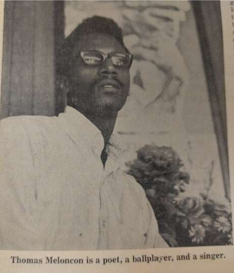 Thomas Melonçon was one of the first African-American students to  enroll at STJC in 1967. Photo: Melissa Torres