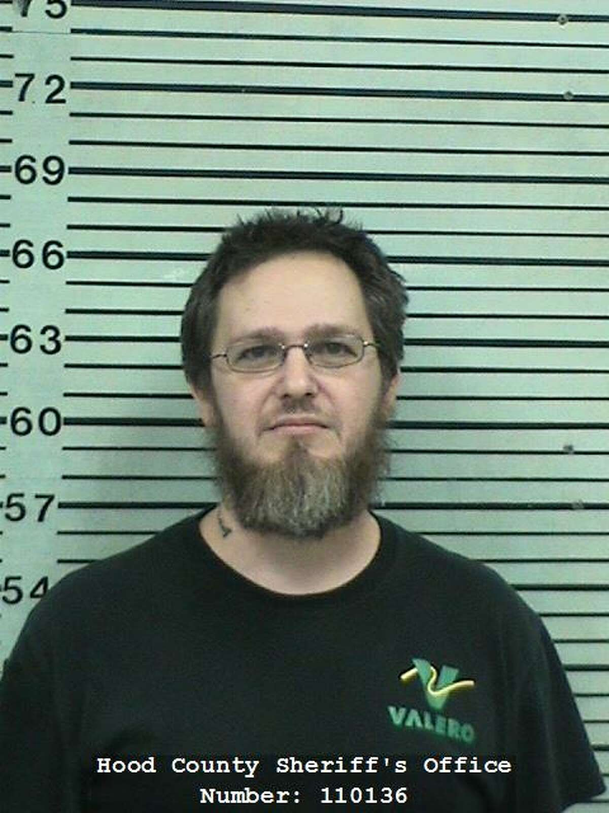 Justin Douglas Pelfrey was arrested March 4, 2017 in Hood County and charged with the sale of alcohol to a minor.