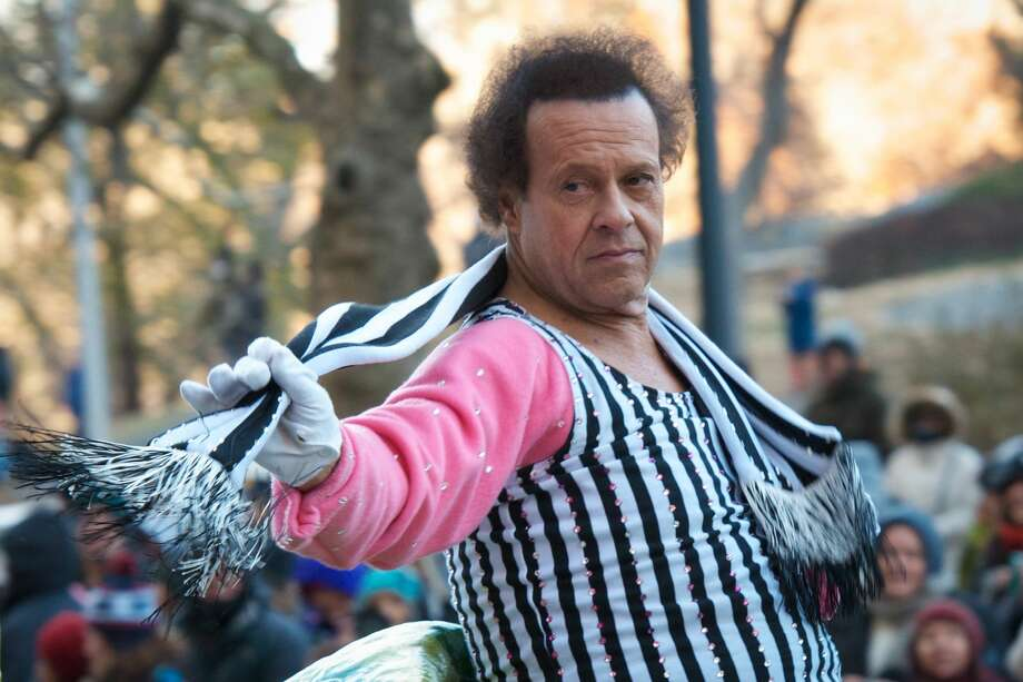 NEW YORK, NY - NOVEMBER 28: Richard Simmons attends the 87th annual Macy's Thanksgiving Day parade on November 28, 2013 in New York City.  (Photo by Scott Roth/FilmMagic) Photo: Scott Roth/FilmMagic