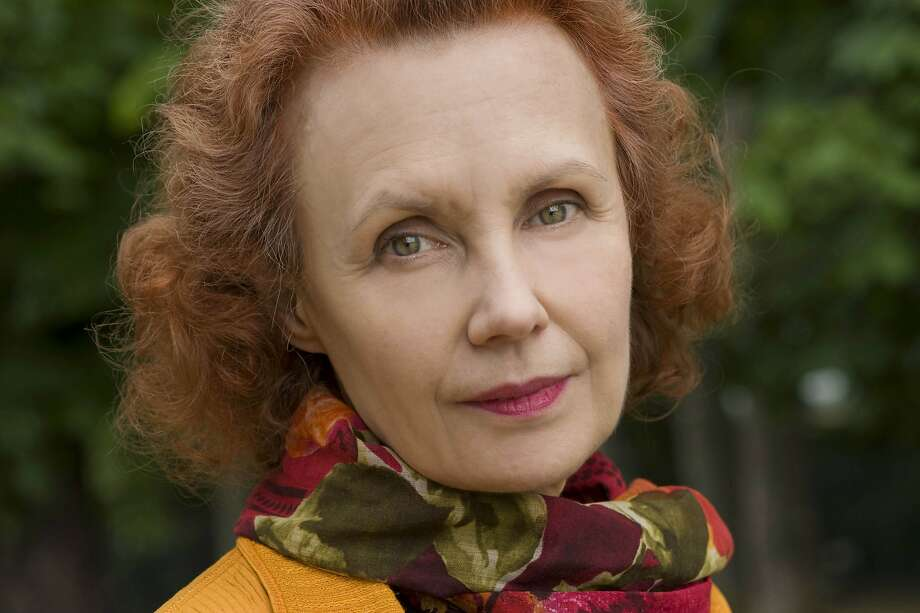 Kaija Saariaho: the only female composer on S.F. Symphony calendar. Photo: Da Camera Of Houston
