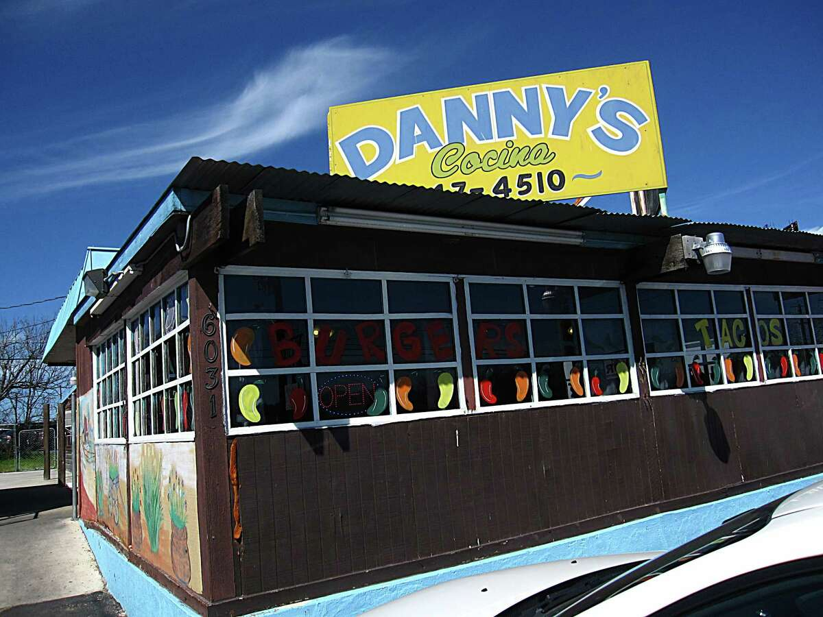 Danny's Cocina Mexicana on Callaghan Road.