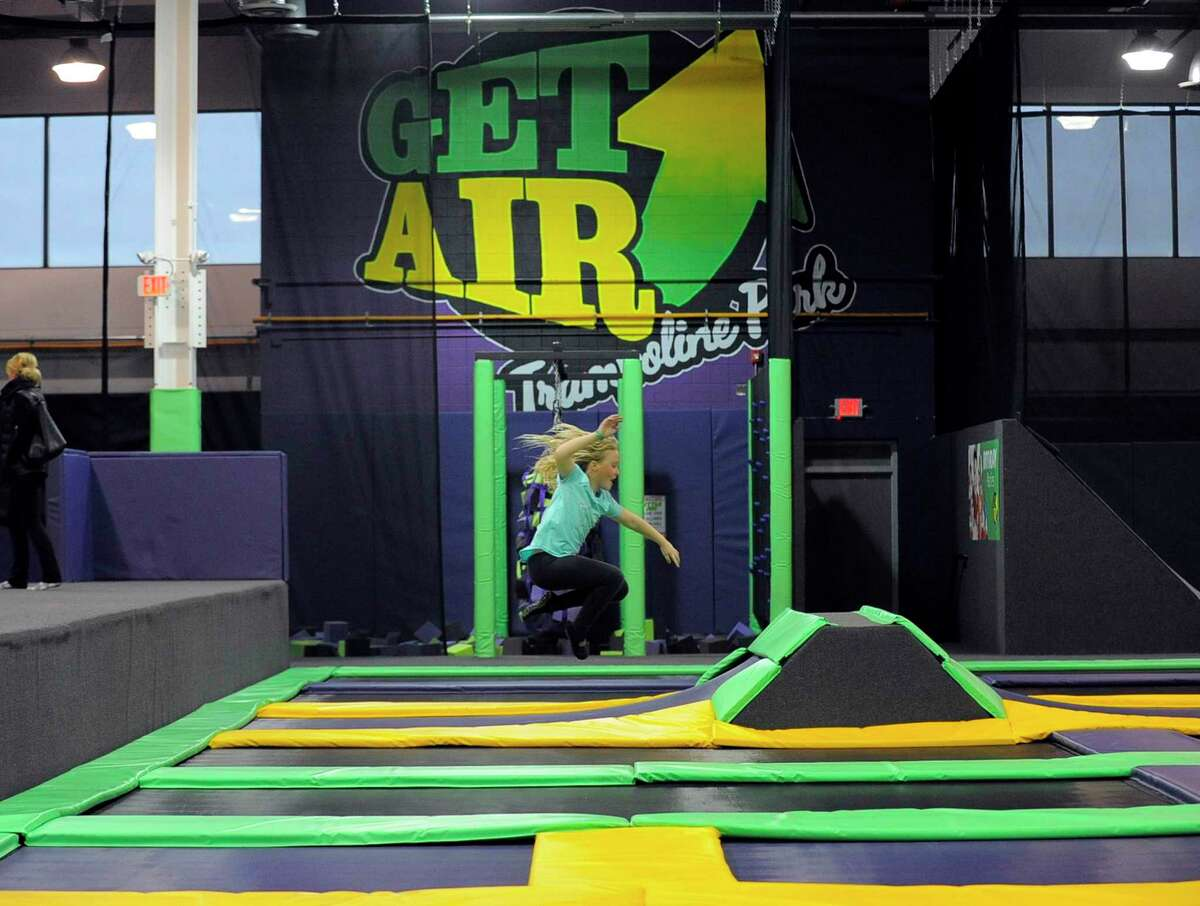 Get Air Corpus Christi 4701 S. Staples DriveOpen daily, hours vary.