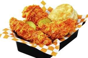 Georgia Gold Honey Mustard BBQ Chicken at KFC