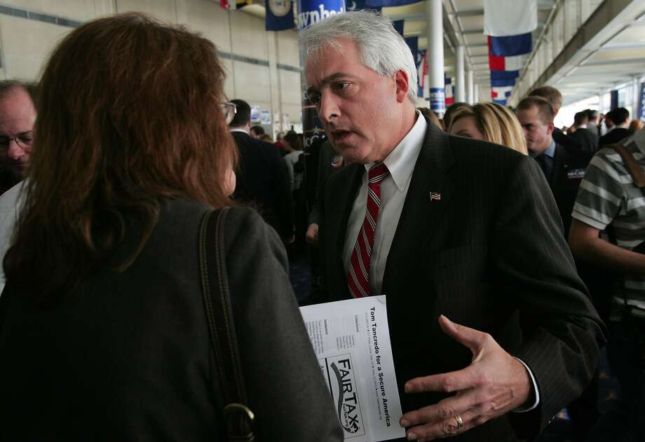 Southern California venture capitalist John Cox announced he is joining the 2018 governor's race. Photo: Getty