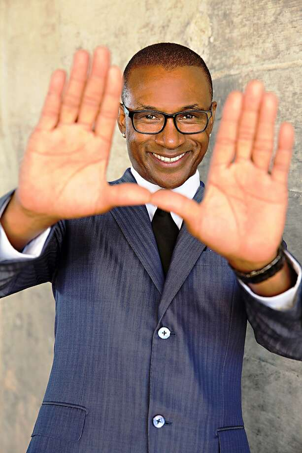 Stand-up comic Tommy Davidson has appeared on TV and in movies. Photo: Courtesy Integrated PR