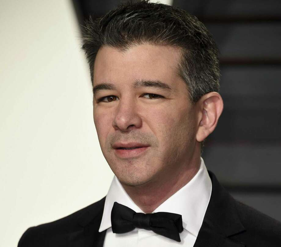 """Embattled Uber CEO Travis Kalanick says the company will hire a chief operating officer who can partner with him to write its """"next chapter."""" Photo: Evan Agostini /Associated Press / 2017 Invision"""