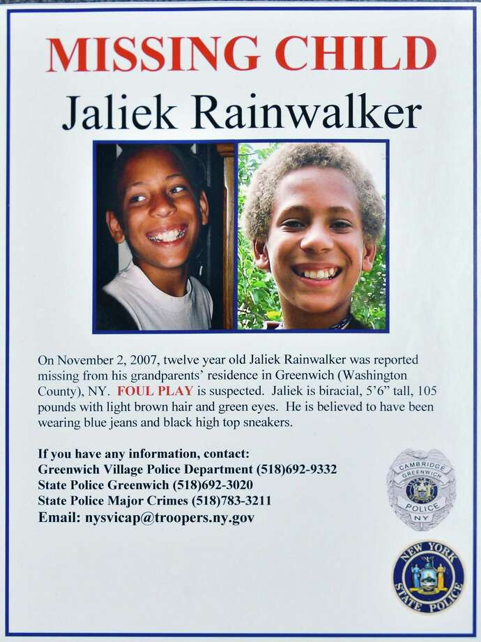 Click through for a series of unsolved cases in the Capital Region.