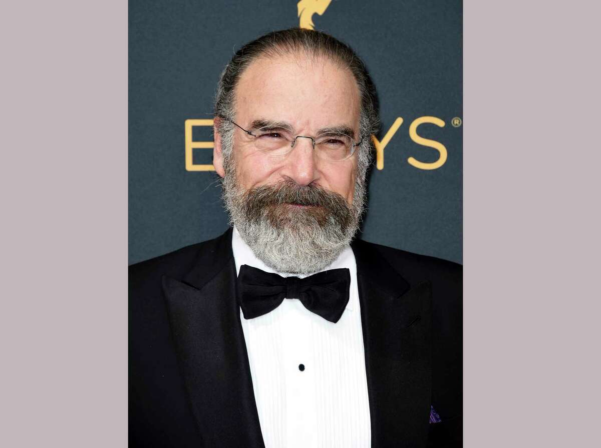 This Sept. 18, 2016, file photo shows Mandy Patinkin at the 68th Primetime Emmy Awards in Los Angeles.The actor will be performing at Schenectady's Proctors Theatre in January. Click through the gallery to see more acts coming to the Capital Region. (Photo by Jordan Strauss/Invision/AP, File)