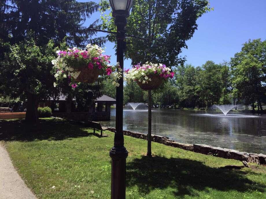 Tilley Park in Darien,Conn. Photo: Darien News/Contributed / Contributed Photo / Darien News