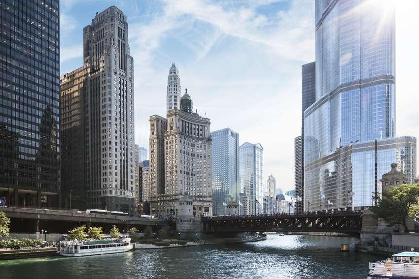 12. Chicago, Illinois Score: 83.93
