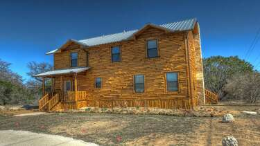 7 cabins near Garner State Park and the Frio River perfect