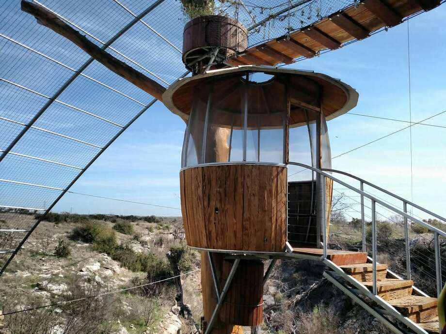 Spicewood, TexasCypress Valley Canopy ToursMore info:cypressvalleycanopytours.com Photo: Courtesy