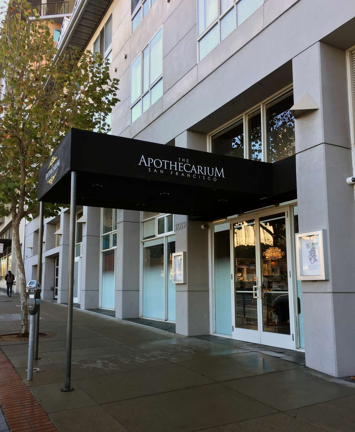 The Apothecarium is a medical cannabis dispensary located in the Castro District of San Francisco, Calif.