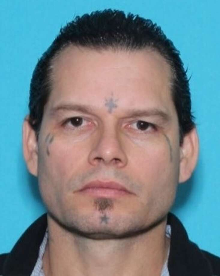 Agapito Salinas, 45, is on Texas' 10 Most Wanted Fugitives list for a parole violation. Photo: Courtesy/Texas Department Of Public Safety