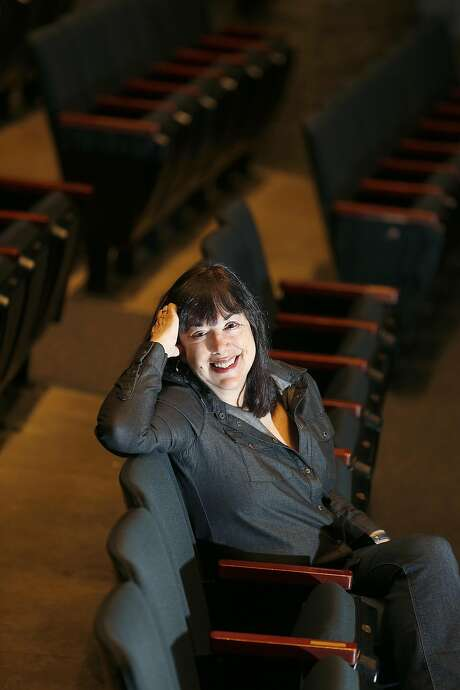 Playwright Lisa Loomer says she has received many thank-you letters, from both sides of the debate. Photo: Liz Hafalia, The Chronicle