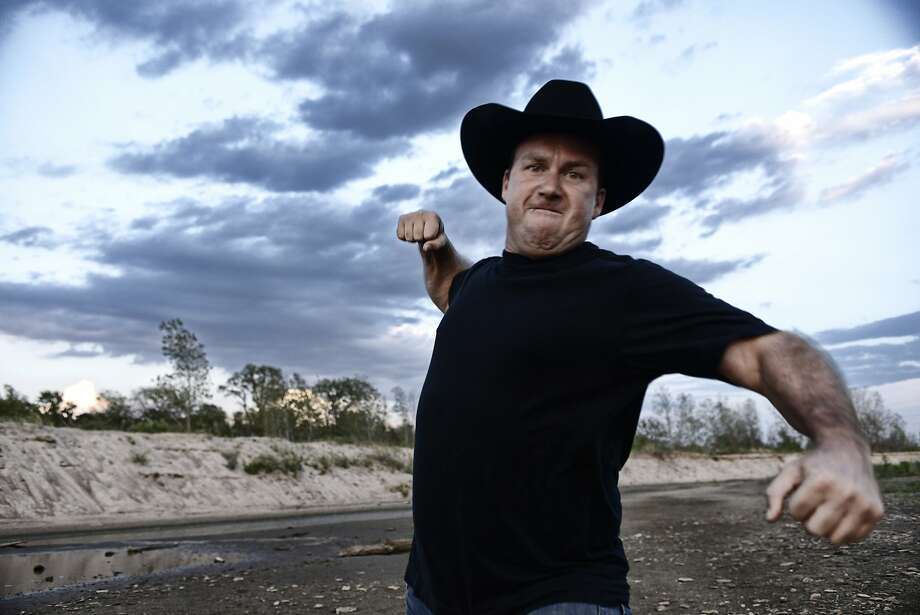 Comedian Rodney Carrington Photo: Dean Dixon, Photos By Dean Dixon/Courtesy Of The Artist