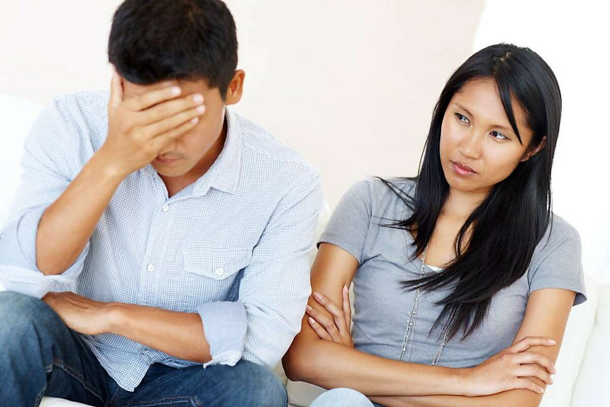 A woman isn't sure she can trust her partner again.
