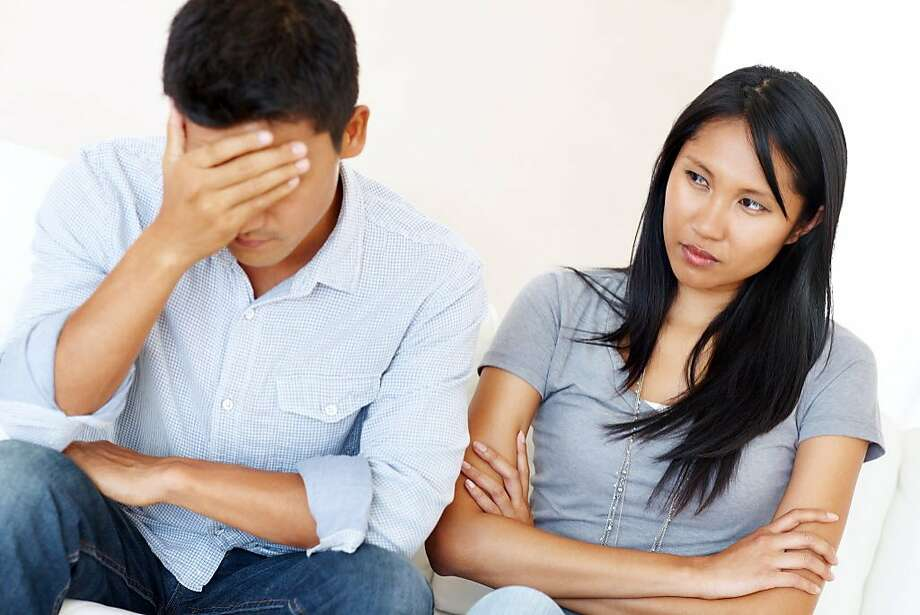 A woman isn't sure she can trust her partner again. Photo: GlobalStock, Getty Images