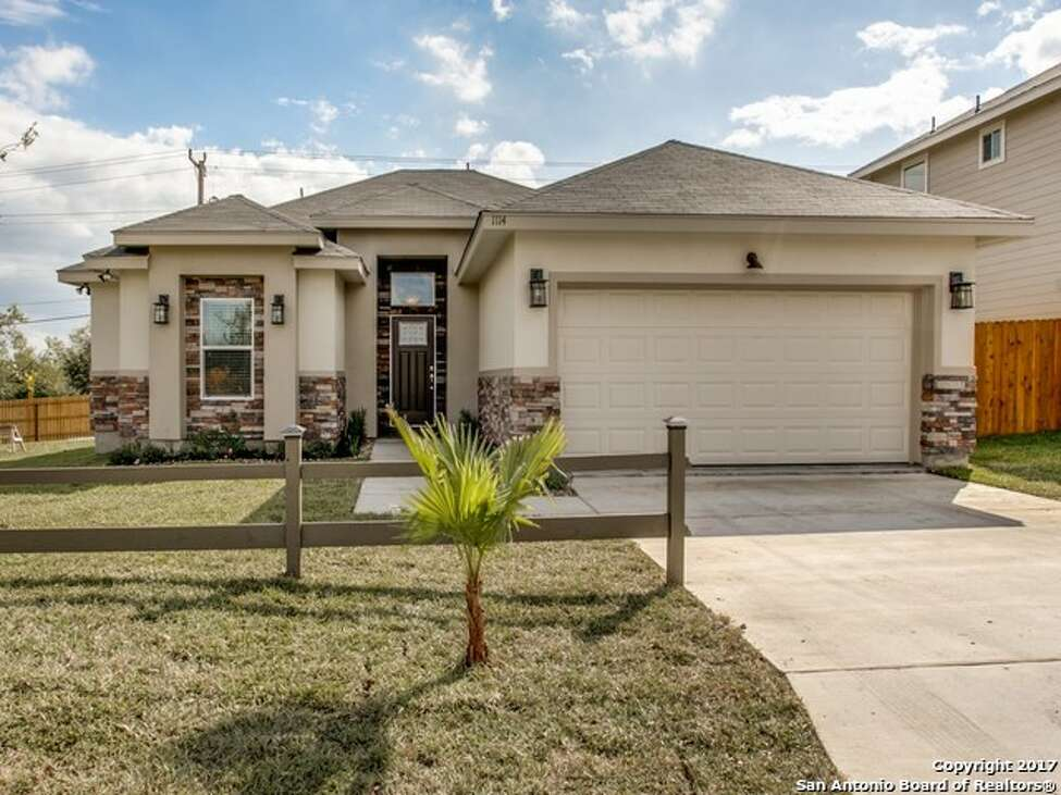 1. 9418 Butterfly Bend: $195,000Neighborhood: Villaret Estates (Far West Side) Beds: 3Baths: 2.5