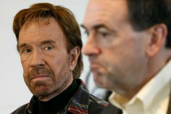 Chuck Norris Named Honorary Texan By State Senate