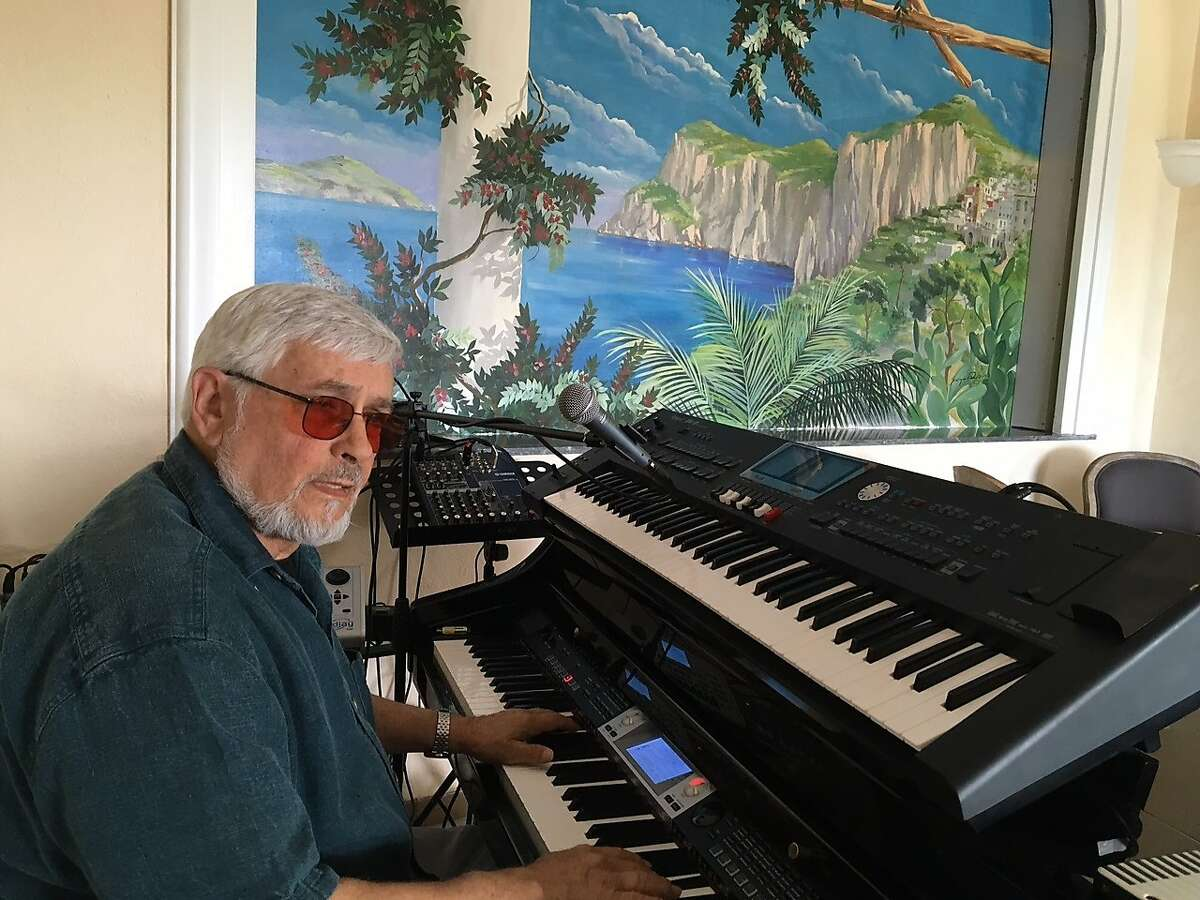 Dick Conte is among part-timers being let go by jazz station KCSM.