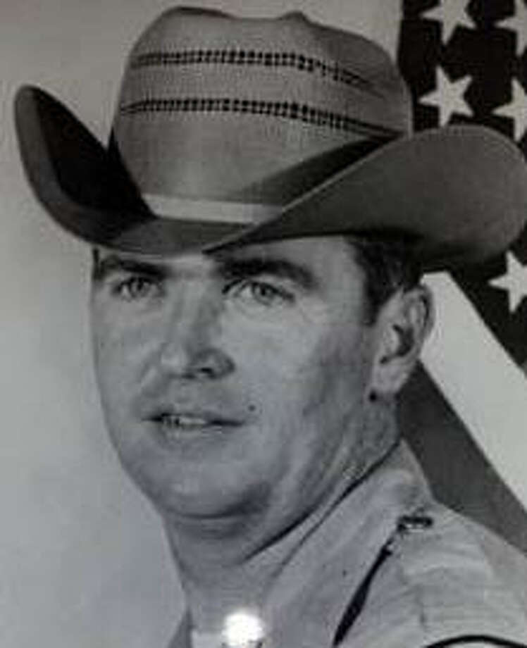 The Texas Department of Public Safety is offering a $20,000 reward for information leading to whoever shot and killed Alice Police Officer Matthew Murphy during a traffic stop in 1974. Murphy, 33, was the first officer killed in the line of duty in Alice, Texas.>>>Click through the gallery to see other unsolved homicides in the Houston area and in Texas Photo: Texas DPS
