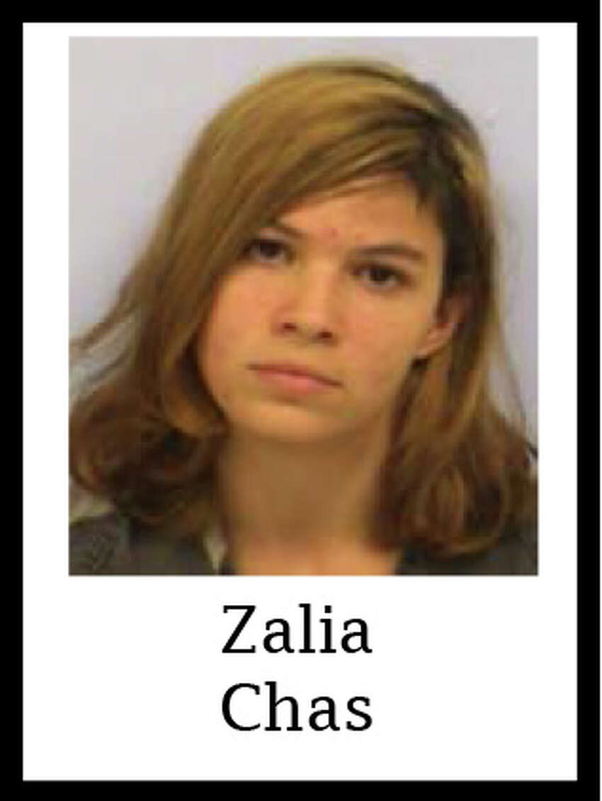 Zalia Chas Charge: Possession of a Controlled Substance with Intent to Distribute (First-Degree Felony)