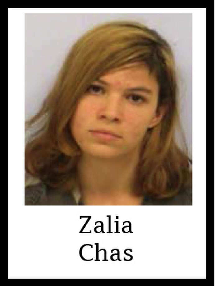 Zalia ChasCharge: Possession of a Controlled Substance with Intent to Distribute (First-Degree Felony) Photo: Courtesy, Austin Police Department