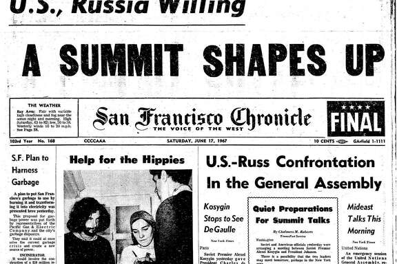David Perlman's front-page story on the plight of the Haight-Ashbury Free Clinic, which had run out of medicine, doctors and equipment, was seen by founder Dr. David Smith as instrumental in the facility's survival.