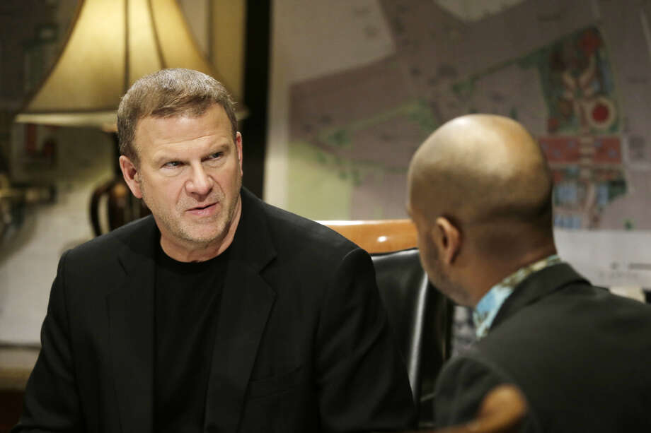 "Tilman Fertitta NBC's ""Billion Dollar Buyer."""