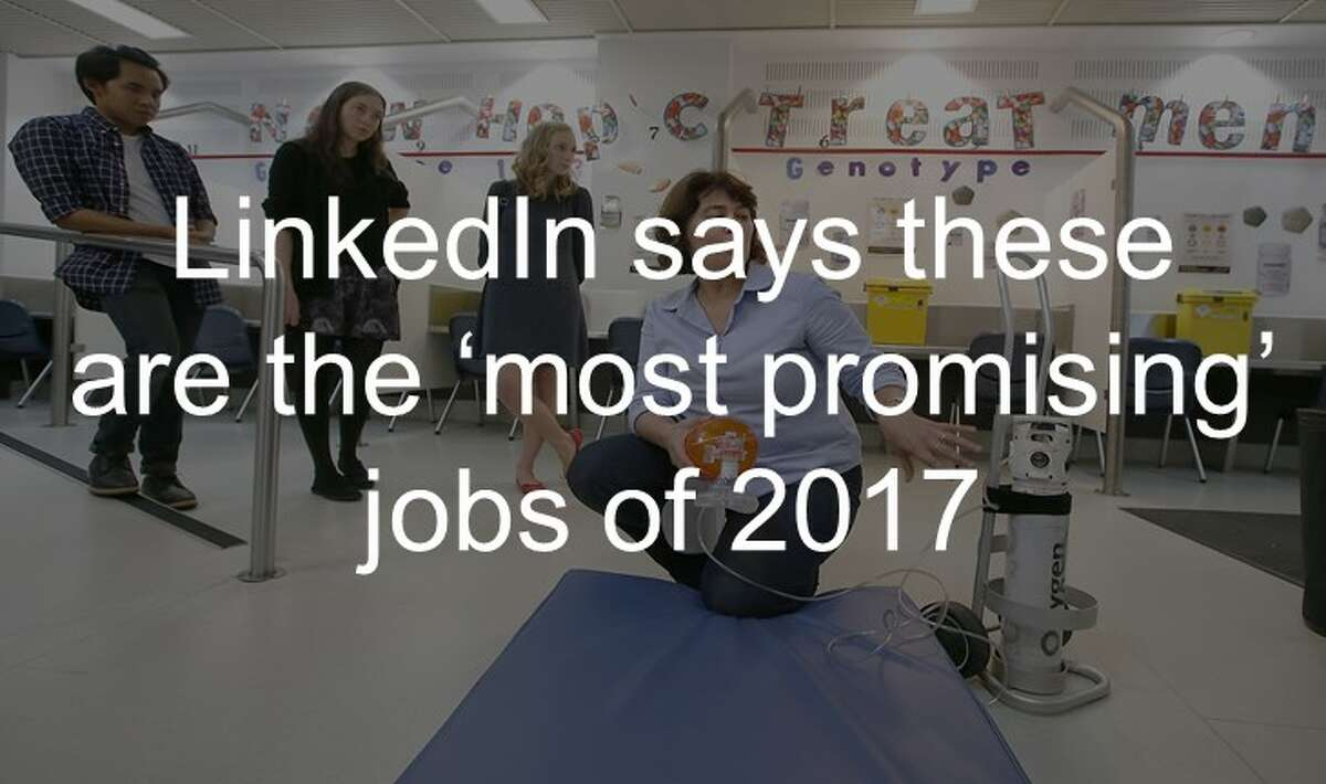 LinkedIn says these are the 'most promising' jobs of 2017